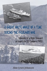 A Great White Whale of a Time During the Falklands War