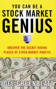 You Can Be a Stock Market Genius Cover Book