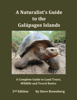 Steve Rosenberg - A Naturalist's Guide to the Galápagos Islands – 2nd Edition  artwork