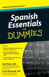 Spanish Essentials For Dummies