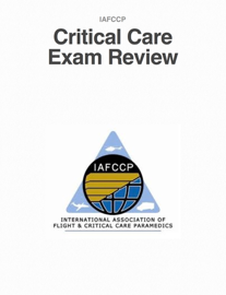 Critical Care Paramedic Exam Review book