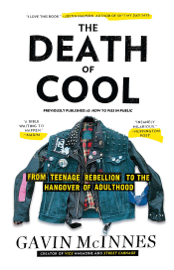 The Death of Cool book