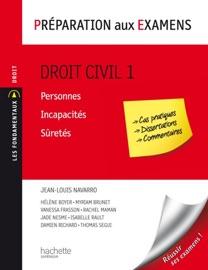 Droit Civil Tome 1 Personnes Incapacit S S Ret S Pr Paration Aux Examens