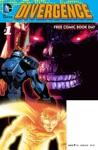 FCBD 2015 - DC Comics Divergence 2015 1