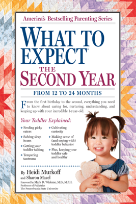 What to Expect the Second Year - Heidi Murkoff book