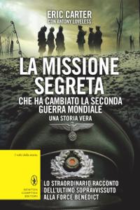 La missione segreta che ha cambiato la seconda guerra mondiale Libro Cover