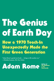 The Genius of Earth Day book