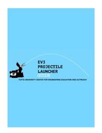 Ev3 Projectile Launcher Guide