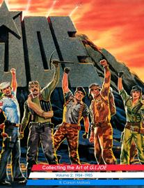 Collecting the Art of G.I.Joe: Volume 2 (1984-1985)