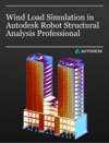 Wind Load Simulation In Autodesk Robot Structural Analysis Professional