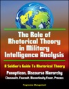 The Role Of Rhetorical Theory In Military Intelligence Analysis A Soldiers Guide To Rhetorical Theory