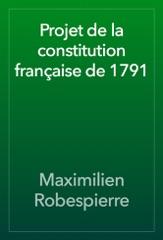 Projet de la constitution française de 1791