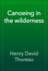 Henry David Thoreau - Canoeing in the wilderness artwork