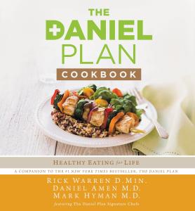 The Daniel Plan Cookbook Summary