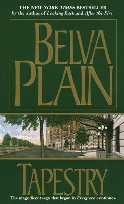 Belva Plain - Tapestry book