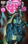 My Little Pony FIENDship Is Magic 5 Queen Chrysalis