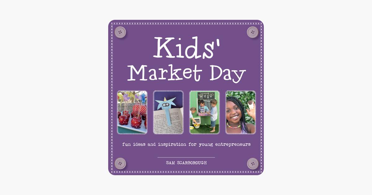 Kids Market Day On Apple Books