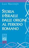 Storia d'Israele dalle origini al periodo romano Book Cover