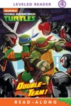 Double-Team Read-Along Storybook Teenage Mutant Ninja Turtles