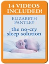 The No-Cry Sleep Solution Gentle Ways To Help Your Baby Sleep Through The Night  Foreword By William Sears MD