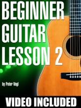 Beginner Guitar Lesson 2
