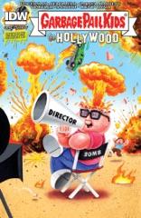 Garbage Pail Kids #5: Go Hollywood