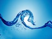 Impronte sull'acqua