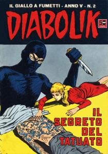 DIABOLIK (52) Book Cover