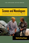 Scenes And Monologues From SteinbergATCA New Play Award Finalists 2008-2012