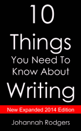 10 Things You Need to Know About Writing book