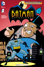 Batman Adventures #1 Halloween ComicFest Special Edition (2015) #1 book