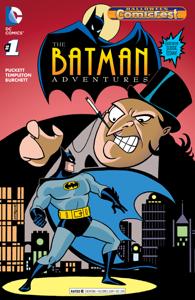 Batman Adventures #1 Halloween ComicFest Special Edition (2015) #1 Book Review