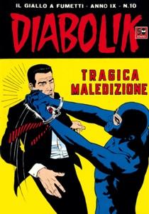 DIABOLIK (164) Book Cover