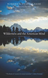 Wilderness and the American Mind book