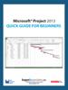 Kugan Panchadsaram - Microsoft Project 2013 Quick Guide for Beginners artwork