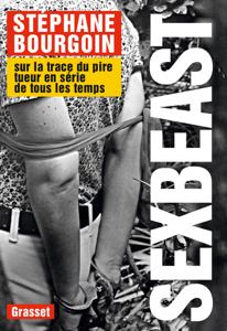 Sex Beast La couverture du livre martien