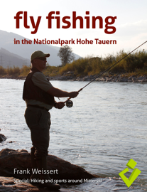 fly fishing in the Nationalpark Hohe Tauern book