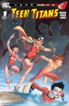 Teen Titans Year One 1
