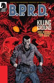 B.P.R.D.: Killing Ground #3 book