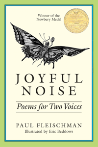 Joyful Noise da Paul Fleischman