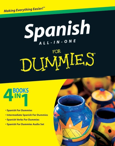 John Wiley & Sons, Inc. - Spanish All-in-One For Dummies