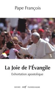 La joie de l'Évangile La couverture du livre martien
