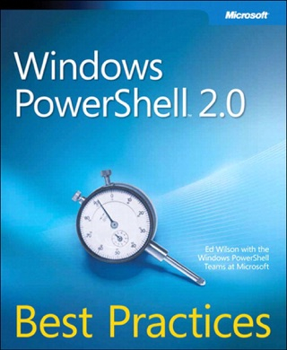 Windows PowerShell Step by Step, 3/e on Apple Books