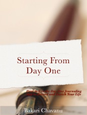 Starting from Day One