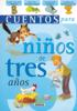 Cuentos para niños de tres años - Susaeta ediciones