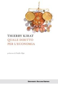 Quale diritto per l'economia da Thierry Kirat