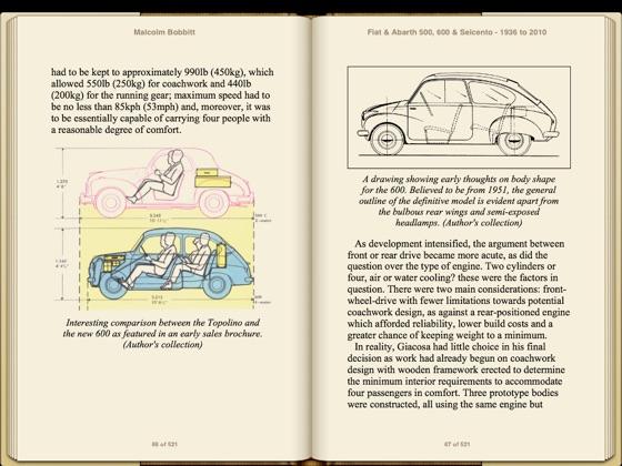 Fiat Abarth 500 600 Seicento