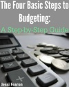 The Four Basic Steps To Budgeting A Step-by-Step Guide