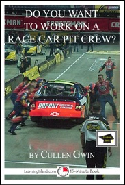 Do You Want To Work On A Race Car Pit Crew Educational Version
