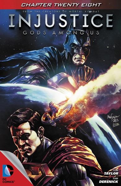 Injustice: Gods Among Us #28